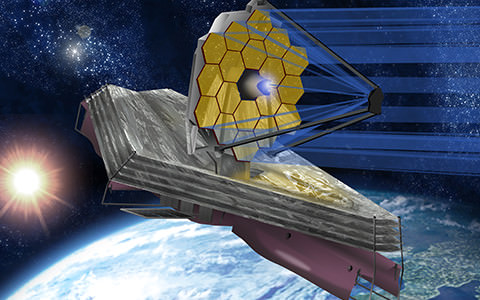 discovery using beryllium for space projects